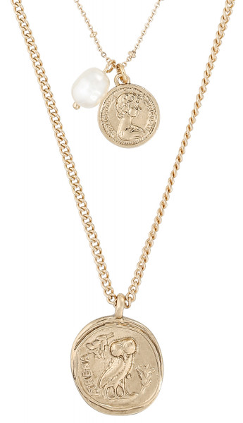 Collar - Gold Penny