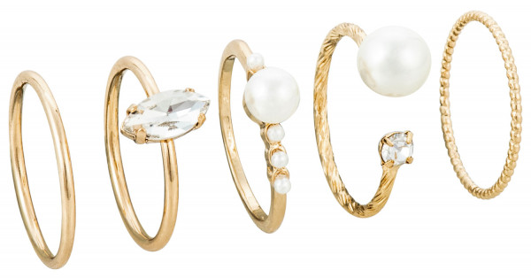 Ring-Set - Classy Style