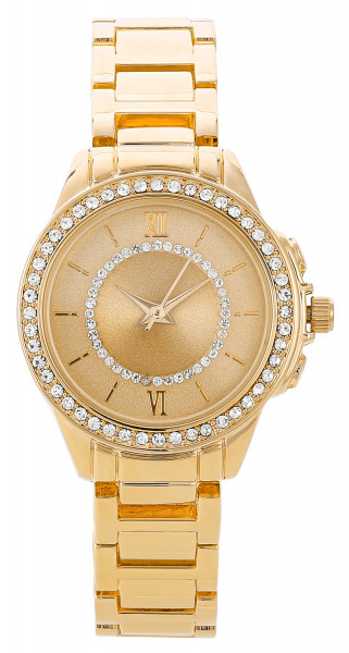 Uhr - Luxury Gold