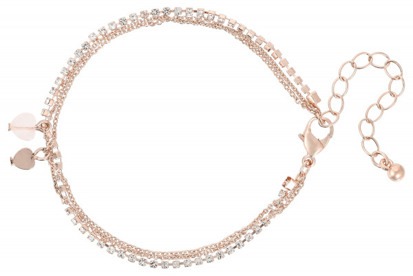 Pulsera - Quarz Heart
