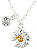 Collier - Cubic Daisy