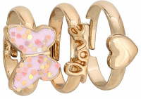 Ring Set - Love Trio