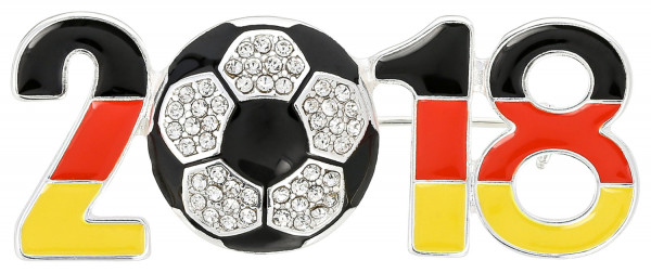 Brosche - Football