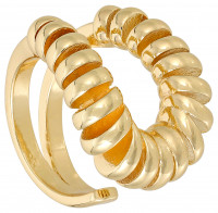 Ring - Golden Curl