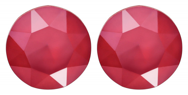 Boucles d'oreilles - Ruby Red