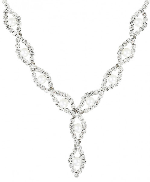 Collier - Silver Princess