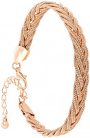 Pulsera - Braided Rosé