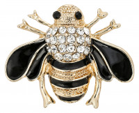 Broche - Happy Bee