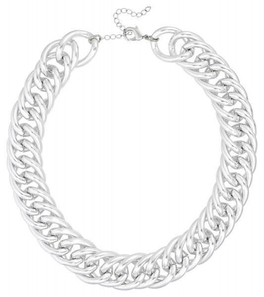 Collier - Chunky Silver