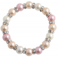 Bracelet - Light Pearls