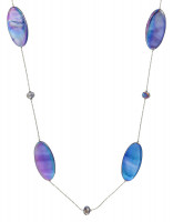 Ketting - Blue Shell