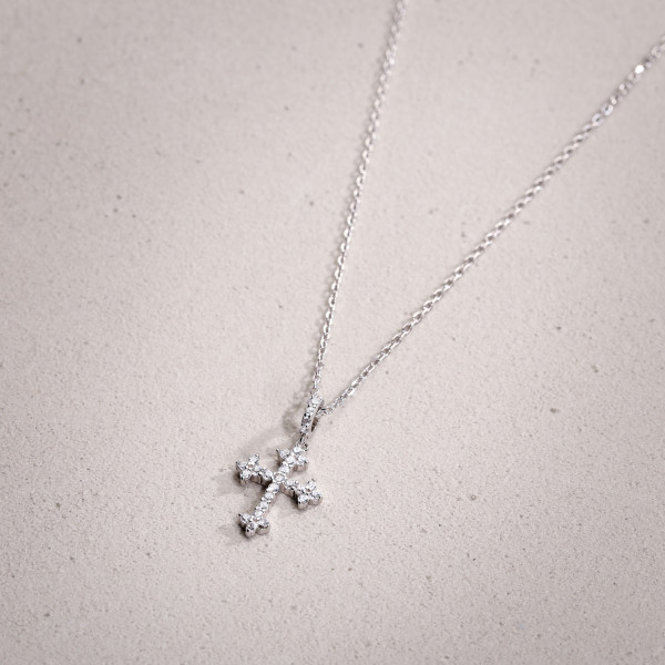 Collier - Sparkling Cross