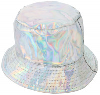 Bucket Hat - Holographic Shine