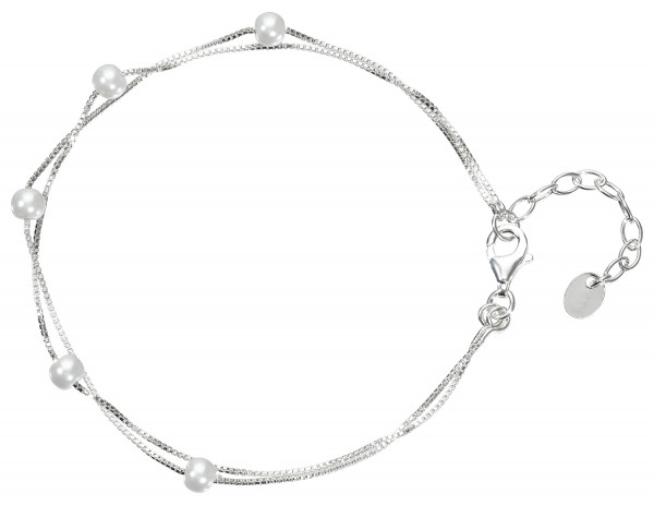 Armband - Fine Silver Parts