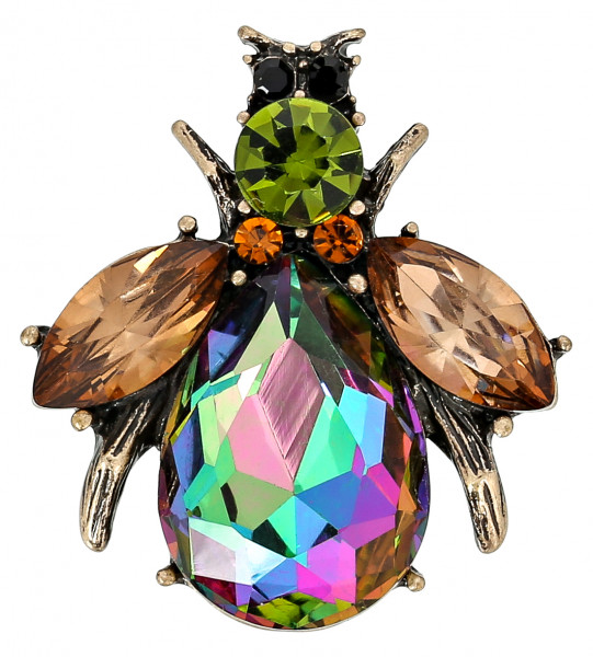 Broche - Crystal Wonder