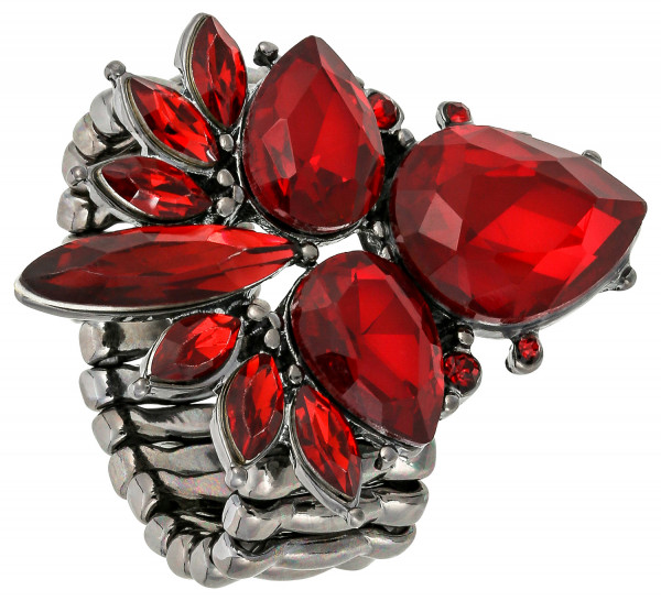 Ring - Ruby Drops