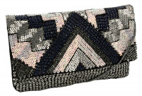 Clutch - Sequined Bag