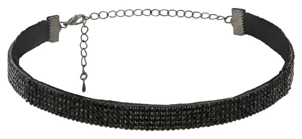 Choker - Black Shine