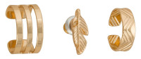 Ear Cuffs - Indian Gold