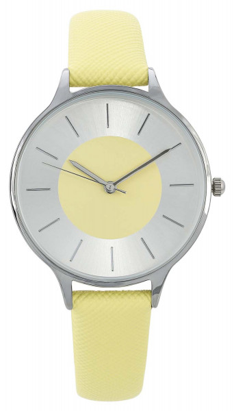 Orologio - Silver Yellow
