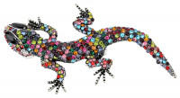 Broche - Happy Gecko