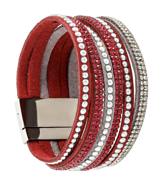 Pulsera - Red Glamour