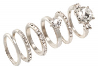 Ring - Set Strass