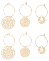 Ohr-Set - Ornament Style