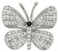 Broche -Sweet Little Buttefly