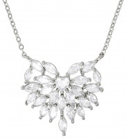 Collar con colgante - Crystal Beauty