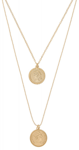 Ketting - Double Penny