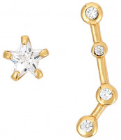 Orecchini a perno - Constellation Stud