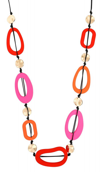 Ketting - Gold meets Colour