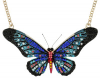 Ketting - Tropical Butterfly
