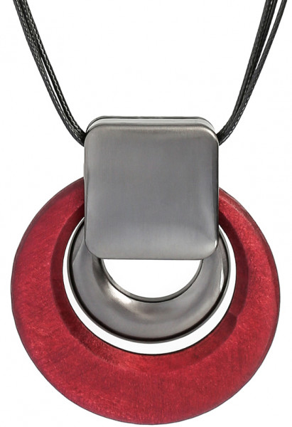 Collar - Bordeaux Wood