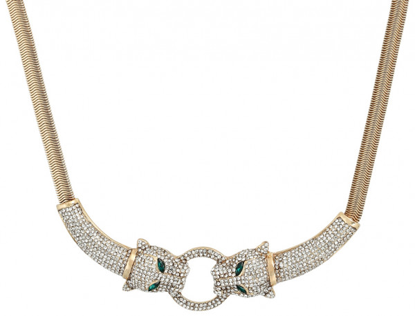 Collier - Crystal Panther