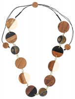 Ketting - Pretty Wood