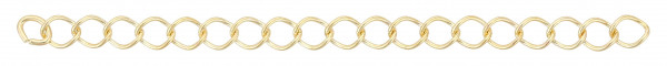 Extension Chain - Gold