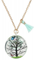 Collier - Tree Chain