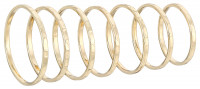 Ringen set - Gold Piece
