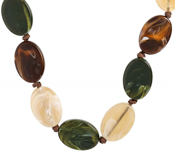 Collier - Sunny Brown