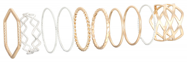 Mid-Rings - Your Choice