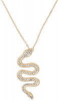 Collier - Crystal Snake