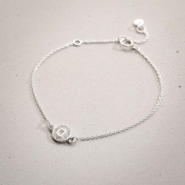 Armband - Silver D