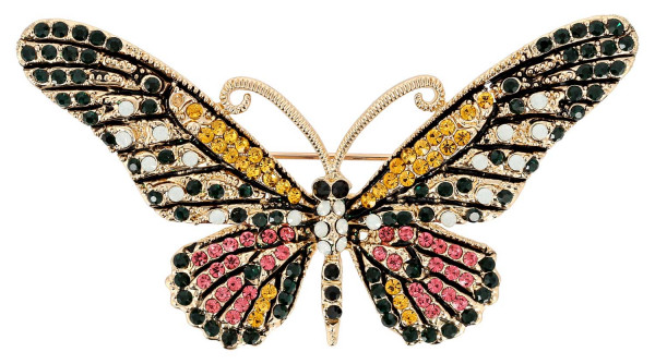 Broche - Butterfly Magic