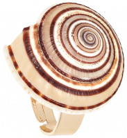 Bague - Pretty Swirl
