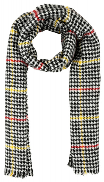 Sjaal - Houndstooth Check