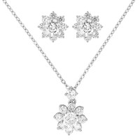 Set - Diamond Flowers
