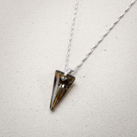 Ketting - Glossy Triangle