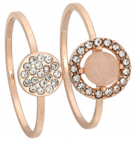 Ring set - Rosé Moments
